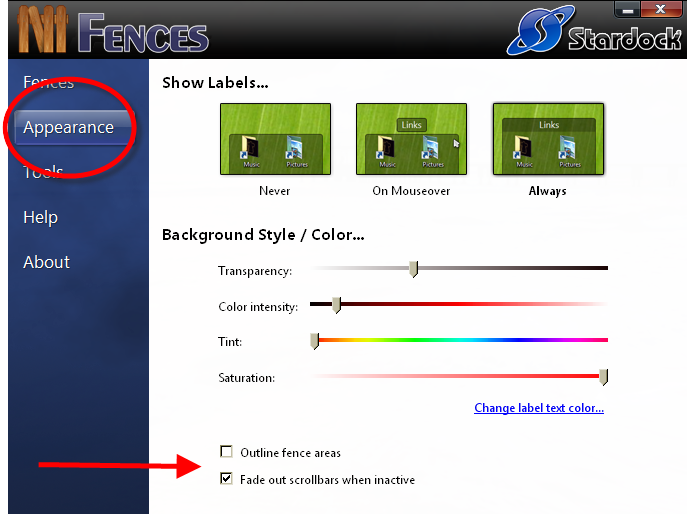 Fences For Windows by Stardock20