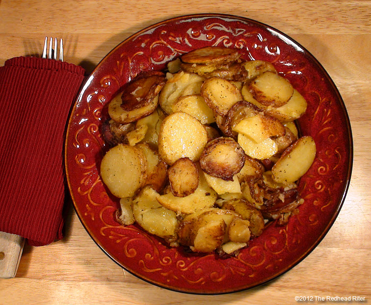 Southern Country Fried Potatoes 7