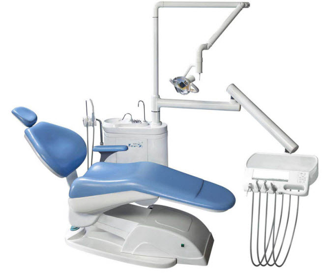 dentist dental patient chair reclining