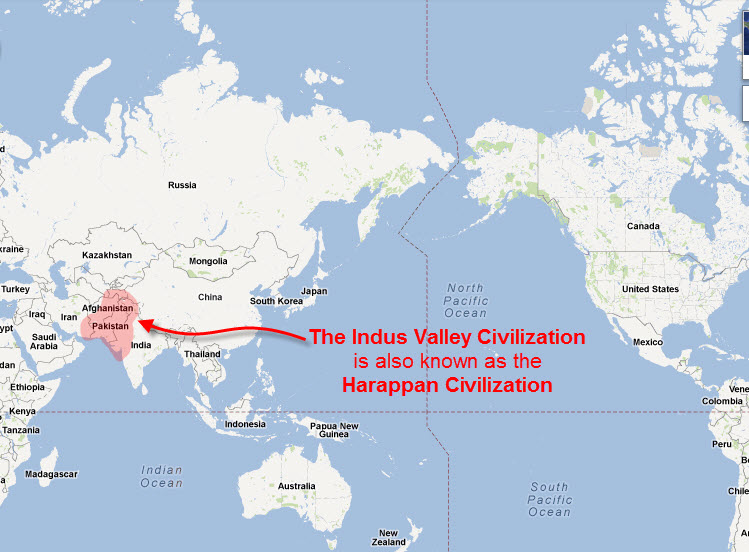 Indus Valley Civilization Harappan Civilization