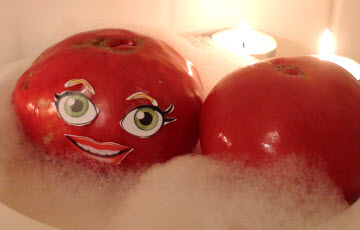 Bare Your Fruit – Bathing & Showering Together