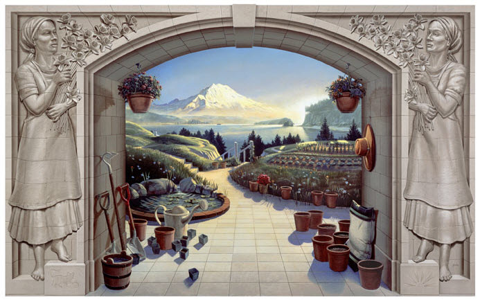 Eric Grohe Murals Paths of Promise 3