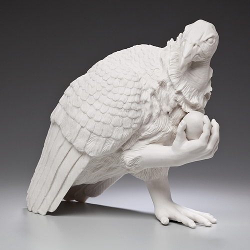 Kate MacDowell porcelain assisted living
