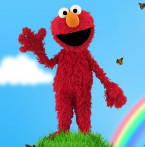 Chuckle Of The Day – Elmo (rated PG-13)