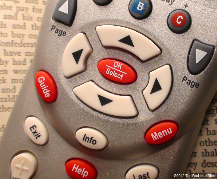 universal remote control description