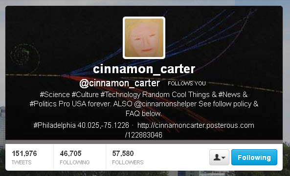 cinnamon_carter @cinnamon_carter Twitter header
