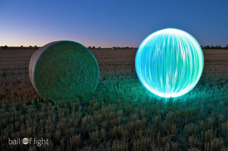 denis smith ball of light blue haystack