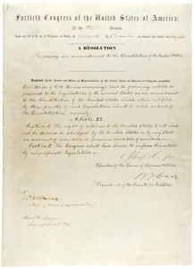 Voting For The President & The 15th Amendment