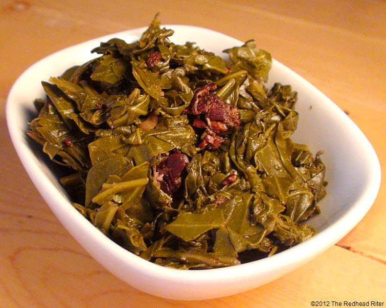 Collard Greens Are Green Collards c