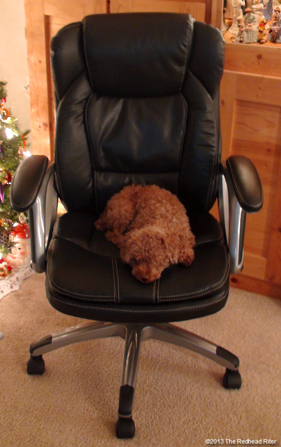 bella black desk chair christmas