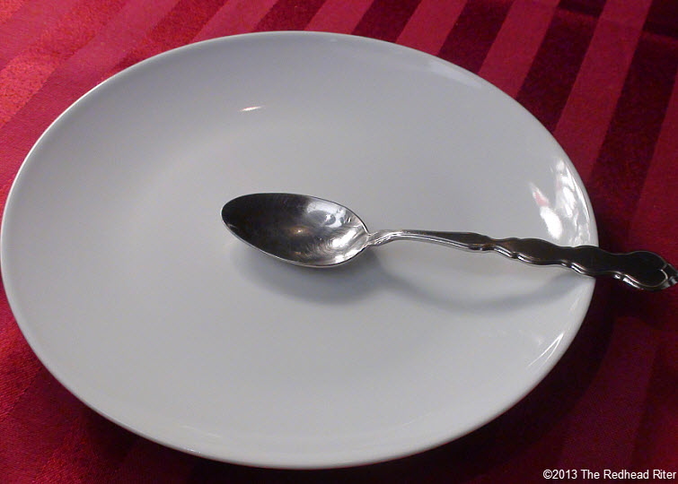 empty white plate diet grain free