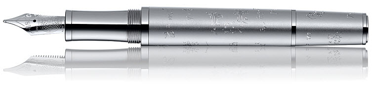 Albert Einstein Montblanc Pen Equations Formulas