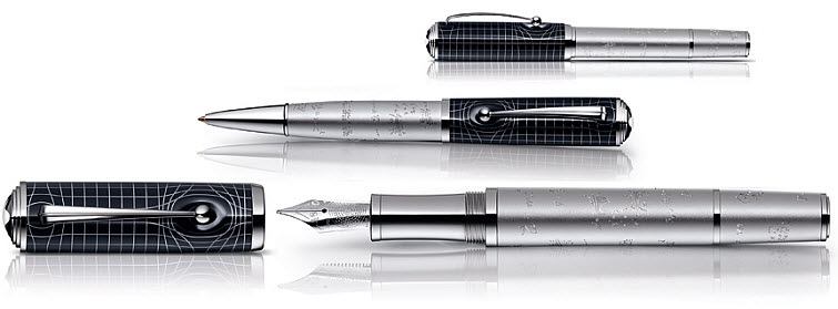 Albert Einstein Montblanc Pen Limited Edition 1