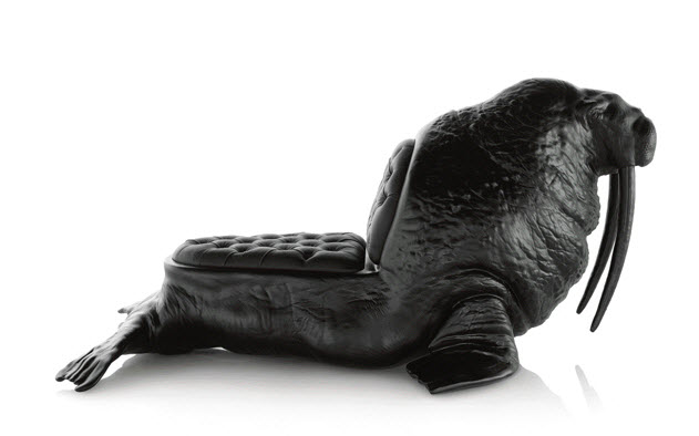 Maximo Riera Animal Furniture walrus lounge