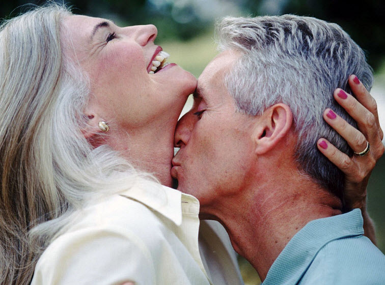 Do older women really like sex