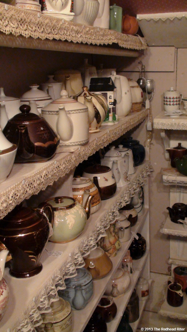 antique teapots from around the world