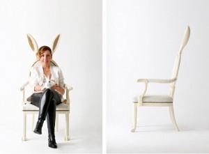 Artist Merve Kahraman, You And The Chair Are One