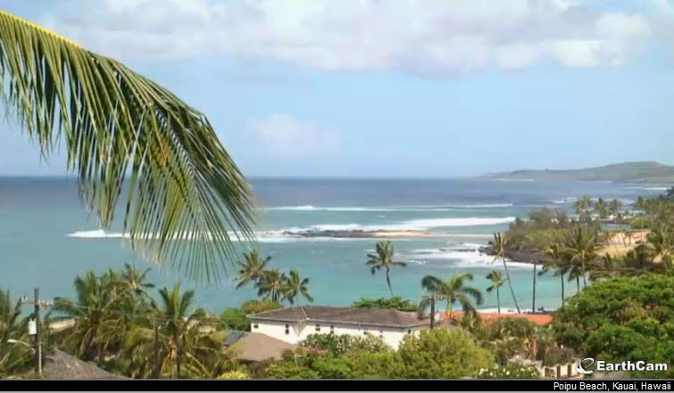 hawaii earthcam webcam