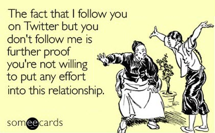 Funny eCards Cute Pictures twitter follow