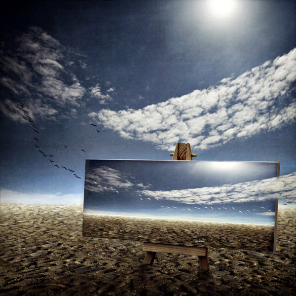Heaven can wait - Jeannette Woitzik's Photo Manipulation