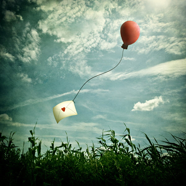 love letter - Jeannette Woitzik's Photo Manipulation