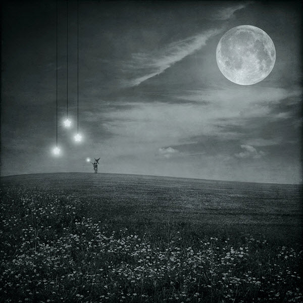 star-pickers - Jeannette Woitzik's Photo Manipulation