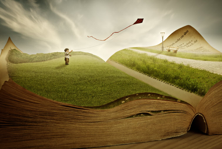 storybook - Jeannette Woitzik's Photo Manipulation