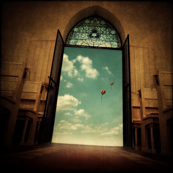 traveling hearts - Jeannette Woitzik's Photo Manipulation