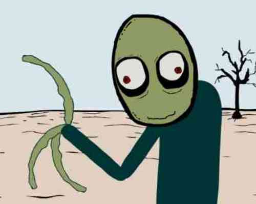 salad fingers - david firth