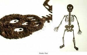 'Dirty Little Secrets' Dirt Illustrations by Sarah Rosado