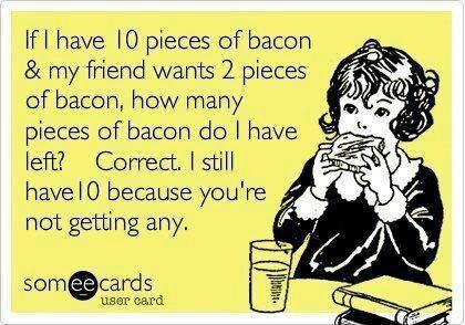 Hilarious Cartoon Ecards To Make Your Day bacon