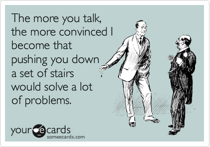 Hilarious Cartoon Ecards To Make Your Day push stairs