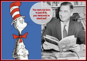 A Discussion With Dr. Seuss – 16 Quotes By Dr. Seuss