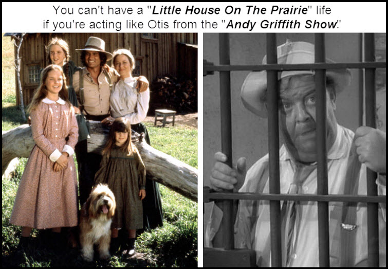 otis andy griffith little house on the prairie