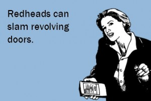 Funny Redhead Cartoon Ecards