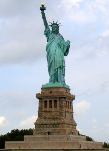 The New Colossus – The Statue Of Liberty