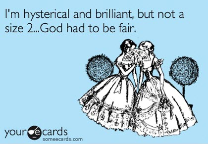 funny card quote pictures god is fair
