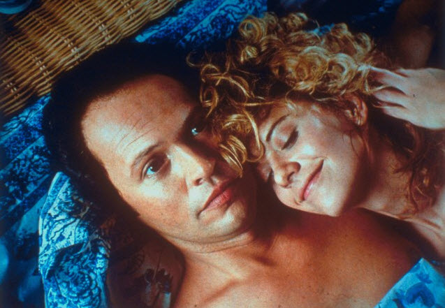 After sex When Harry Met Sally Billy Crystal Meg Ryan