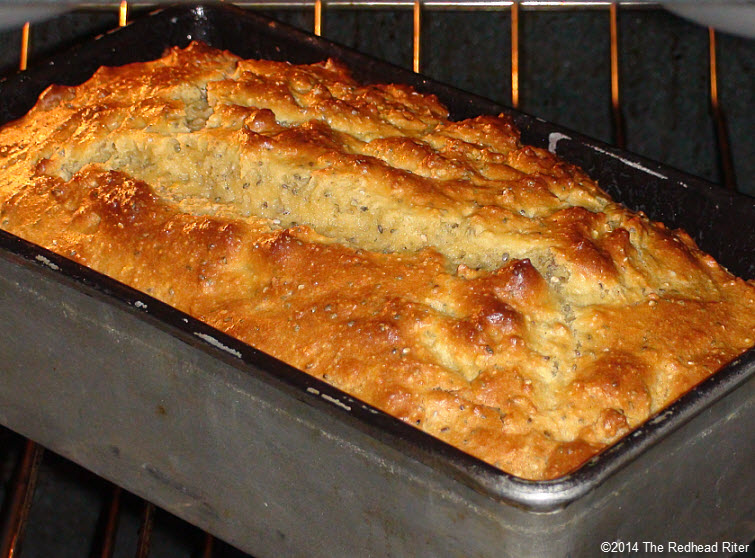 Grain Free Bread In Loaf Pan
