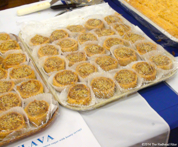 Baklava 39th Annual Richmond Greek Festival