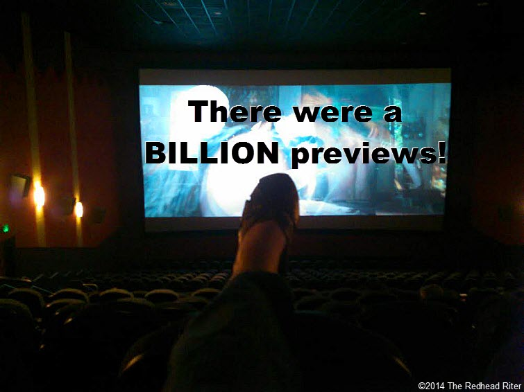 Foot at theater Movie Disney Maleficent