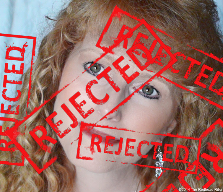 rejected redhead sherry riter