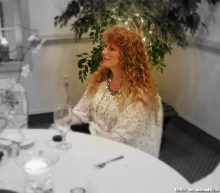 24 sherry redhead riter Outer Banks Beach Wedding reception 2