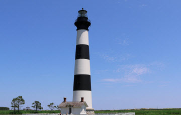 Thumbnail image for Bodie Island Lighthouse, Nags Head, NC