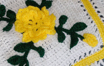 Thumbnail image for My Crocheted Afghans By Mom – 39 Photos