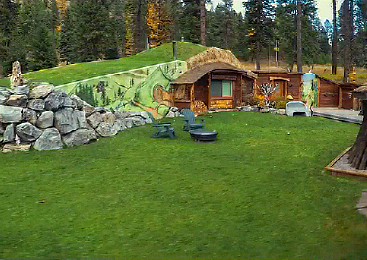 The Shire Of Montana   Real Hobbit House In MT 1