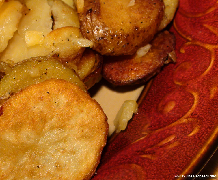 Basic Southern Country Fried Potatoes13