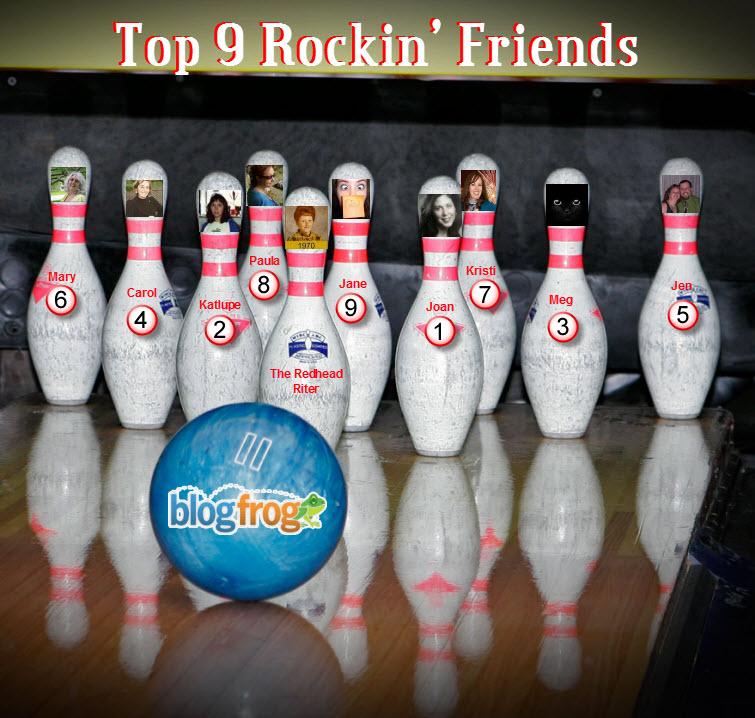 Blog Frog Rockin Friends Bowling