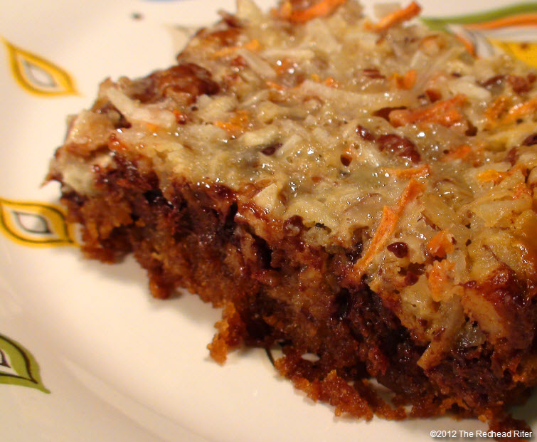 Wanna Be Healthy Cookie Bars