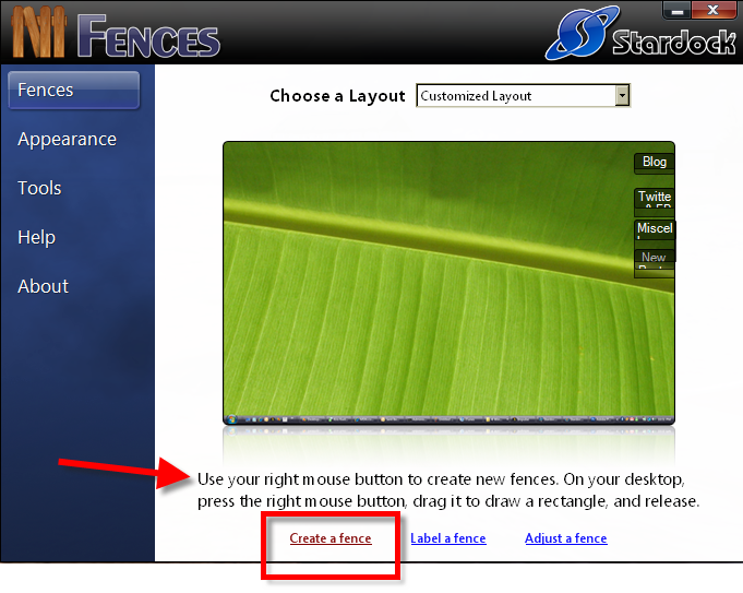 Fences For Windows by Stardock17